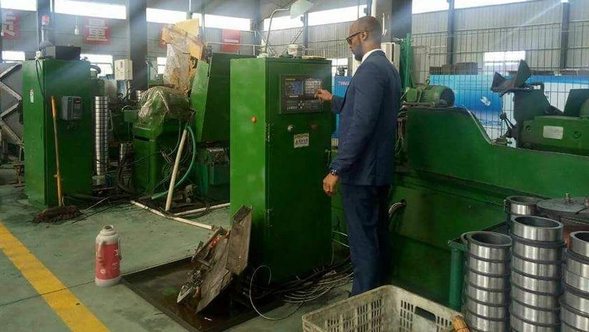 Factory visit & Inspection